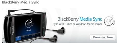 BlackBerry Media Sync 3.0 añade sincronización de fotos