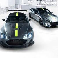 Aston Martin estrena submarca deportiva con el Vantage AMR Pro y el Rapide AMR