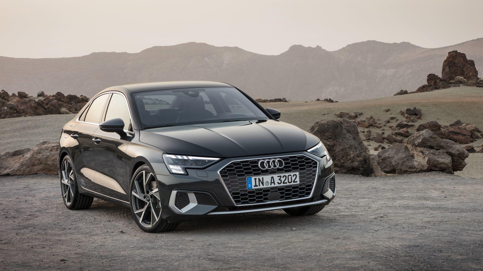 Foto de Audi A3 Sedán 2021 (16/43)