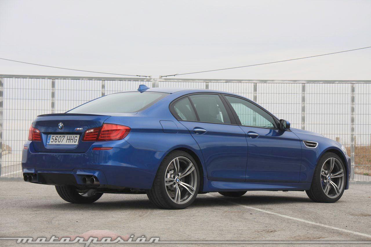 Foto de BMW M5 (Prueba) (52/136)