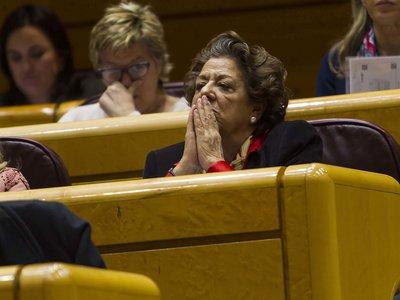 Los cinco años horribles de Rita Barberá