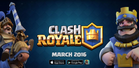 Clash Royale llegará en marzo