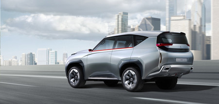 Mitsubishi presenta su trío de concepts: GC-PHEV, XR-PHEV y AR