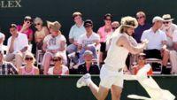 Kit Harington y su otra vida como profesional del tenis