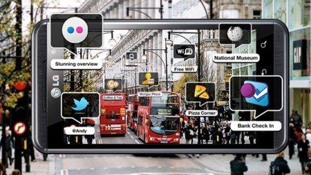 Realidad aumentada y 3D se dan la mano gracias a LG y Wikitude