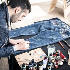 Foto 1 de 7 de la galería levis-tailor-shop-on-tour en Trendencias Hombre