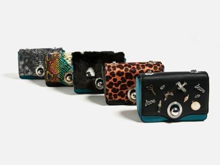 5 bolsos en uno: Zara nos trae su mejor invento, una bandolera mix & match