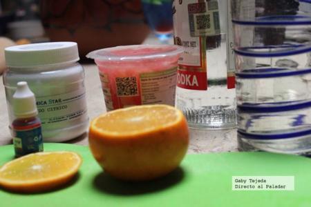 Cóctel Noviembre Ingredientes