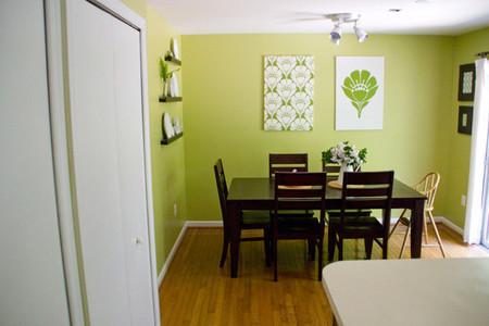 Antes y despu s un poco de pintura y cocina nueva - Pintura de cocina ...