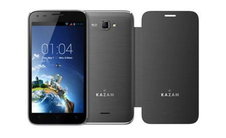 Kazam, un nuevo fabricante de smartphones, surge dispuesto a «romper moldes»
