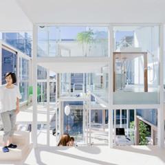Foto 10 de 14 de la galería casas-poco-convencionales-una-casa-completamente-transparente en Decoesfera