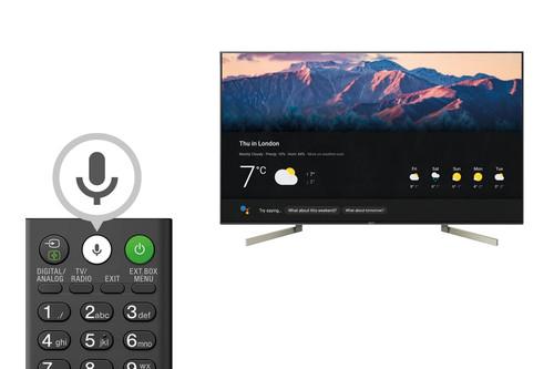 Cómo controlar por voz tu televisor con Android TV