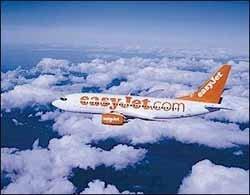 """""""Más rápido a bordo"""": nuevo servicio de Easyjet"""