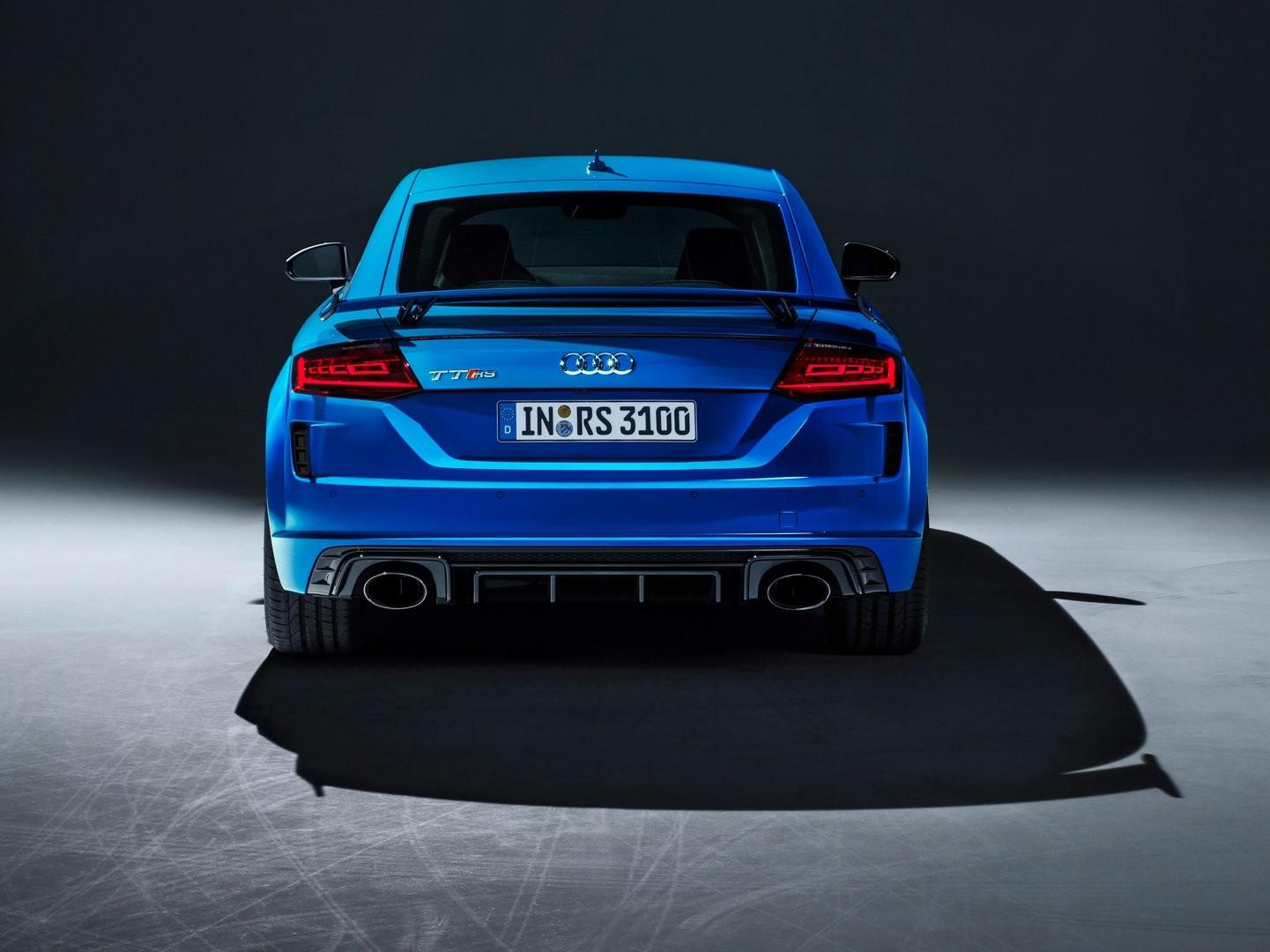 Foto de Audi TT RS 2020 (20/53)