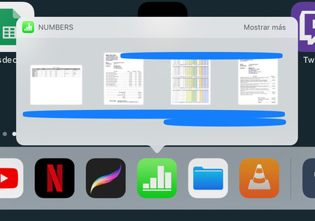 Ipad App Menu