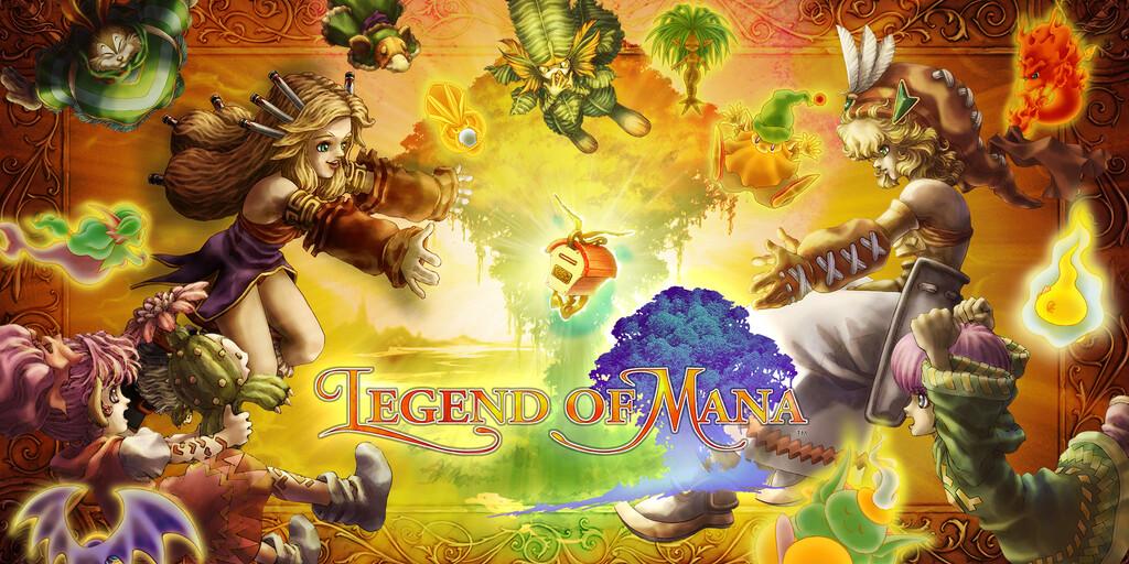Después de 20 años Legend of Mana regresará en junio con una remasterización para PS4, Nintendo Switch y PC