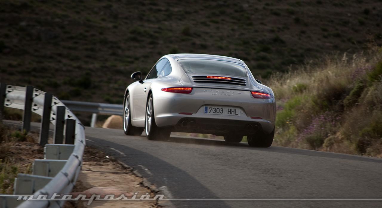 Foto de Porsche 911 Carrera S (prueba) (21/54)