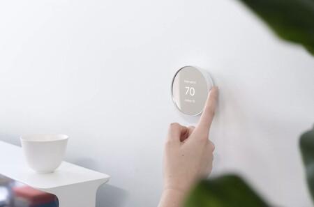 El nuevo Google Nest Thermostat llega con el sensor de movimiento Soli, nuevo diseño y un panel táctil en lugar de rueda giratoria