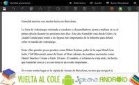 """Llena tu tablet Android con aplicaciones para """"la vuelta al cole"""""""