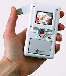 Cámara de vídeo barata revisada