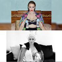 """Hilary Duff recrea la fotografía viral de Rachel McAdams, dándonos una versión más """"real"""" sobre la lactancia"""