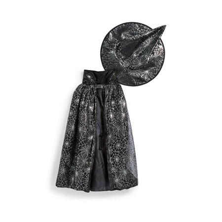 Kimball 8218901 01 Childs Black Witch Costume Gbp6 Eur8 10 Pln34 Czk210
