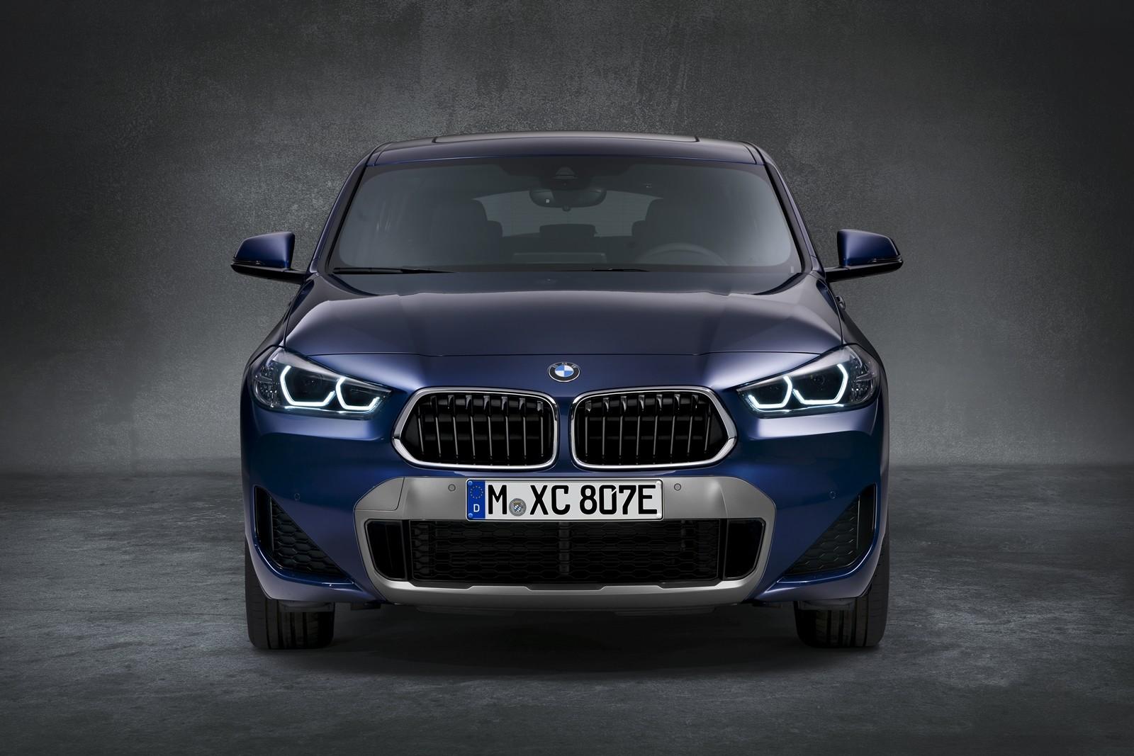 Foto de BMW X2 xDrive25e 2021 (51/53)