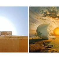 'Analogías Surrealistas', cuando la pintura abstracta y la street photography se dan la mano, por Cristóbal Carretero Cassinello