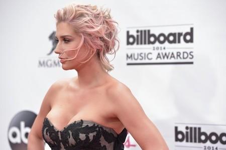 Los recogidos fueron protagonistas en la Alfombra Roja de los Billboard 2014