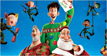 Arthur Christmas Featured Image