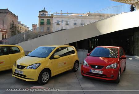 SEAT Mii 1.0 MPI (60 CV), miiniprueba en Sevilla