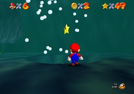 Super Mario 64 Mundo3 Estrella6 02