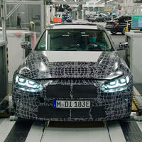 La berlina eléctrica BMW i4 comienza su cuenta atrás: los primeros coches preserie ya están a punto