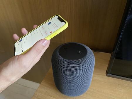 Cómo transferir audio del iPhone al HomePod (y al revés) con Continuity