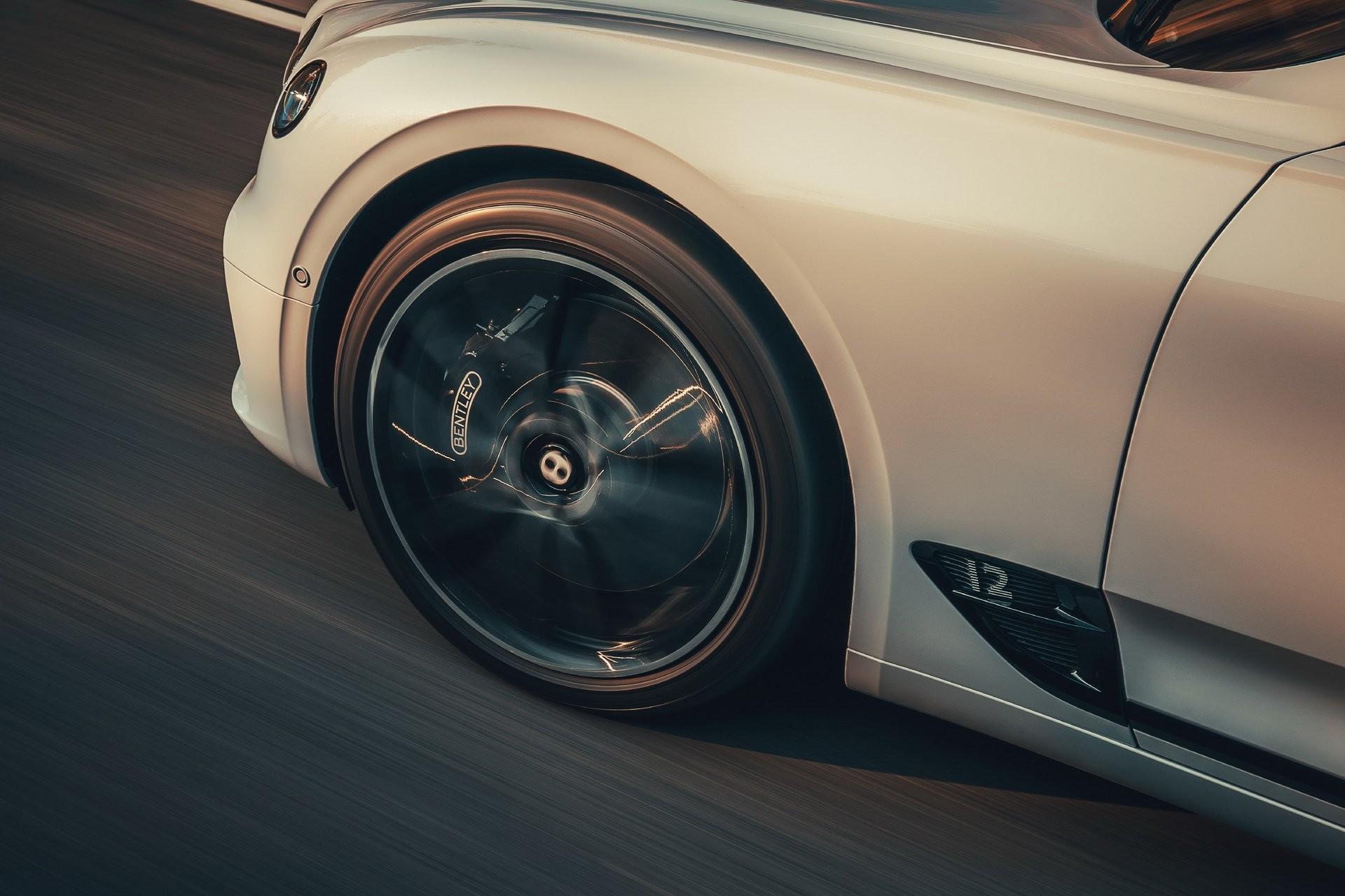 Foto de Bentley Continental GT Convertible 2019 (17/35)