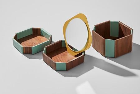 Romero Vallejo presentó la nueva colección de objetos de diseño de Mad Lab en Madrid Design Festival