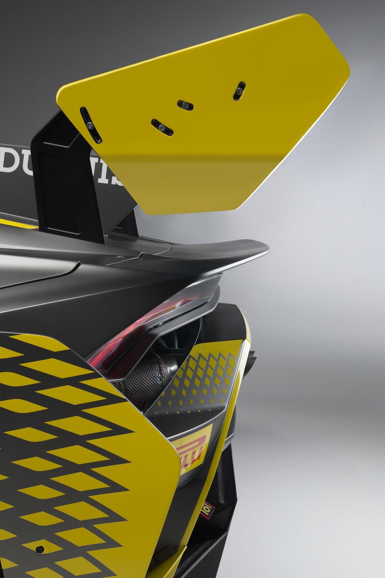 Foto de Lamborghini Huracán Super Trofeo Evo (8/11)