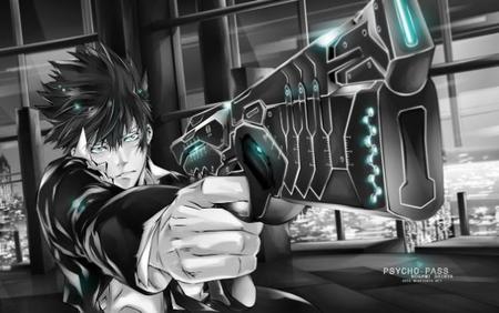 El Japón distópico y psicótico de 'Psycho-Pass'