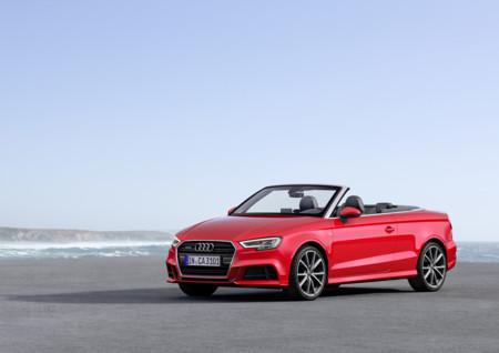Audi A3 Cabrio 2017
