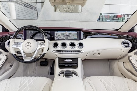 Mercedes Benz Clase S Coupe Y Cabriolet 10