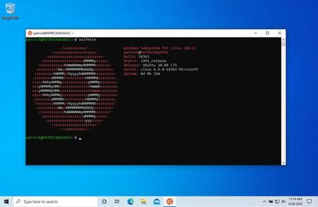 Ubuntu 20.04 LTS también ha llegado a Windows 10 y ya puedes descargarlo en la Tienda de Microsoft