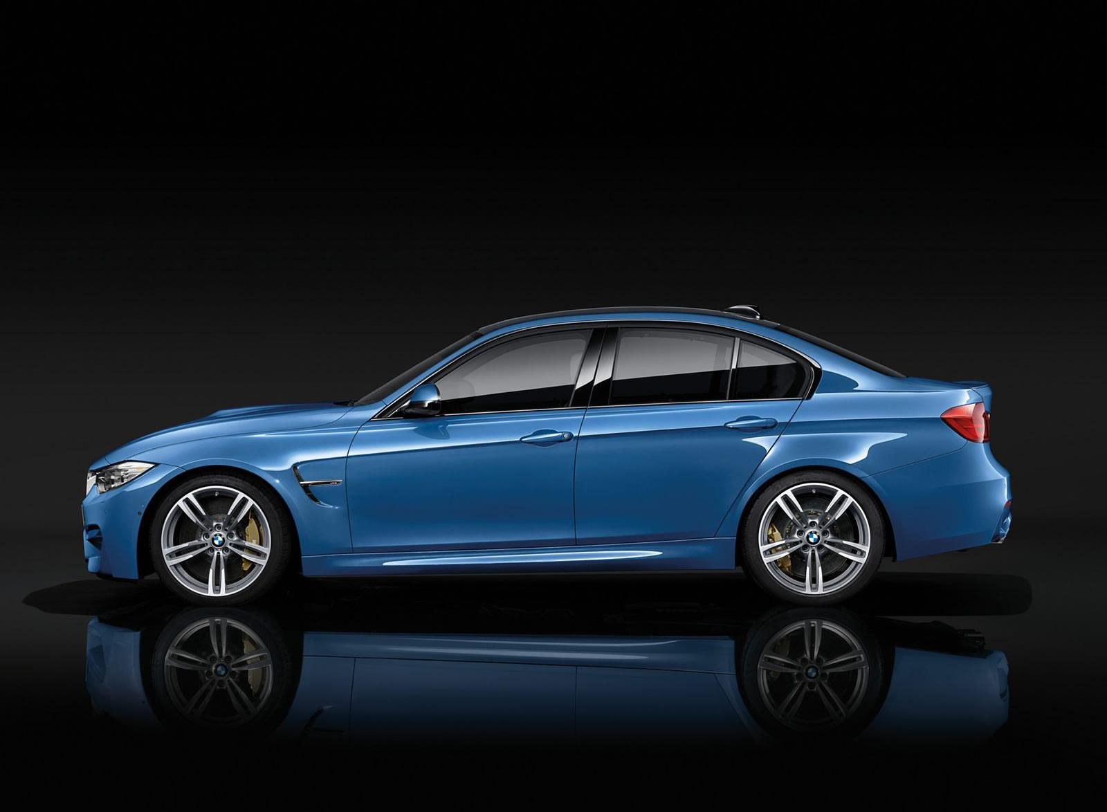 Foto de BMW M3 2014 (2/13)