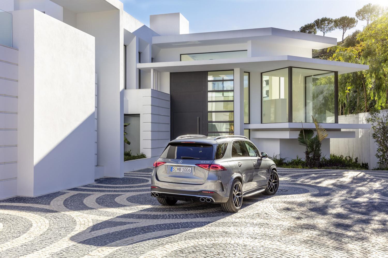 Foto de Mercedes-AMG GLE 53 4MATIC+ 2019 (26/44)