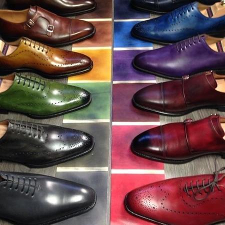 Sendra Boots presenta su marca de clásicos de la zapatería: Andrés Sendra