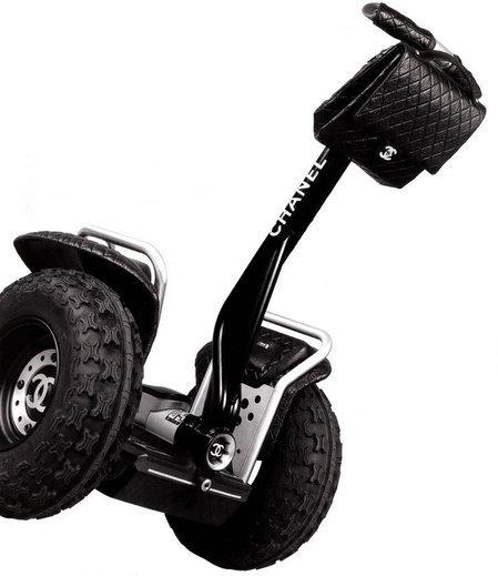 Chanel way, el transportador personal con acolchado emblemático