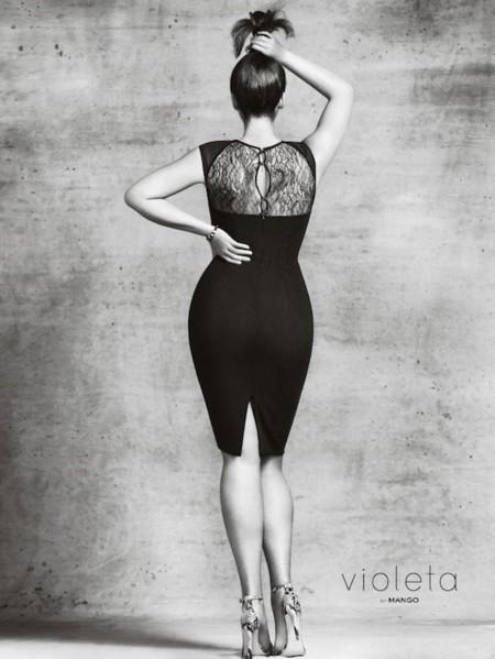 Mango lanza Violeta, nueva línea de moda para tallas grandes
