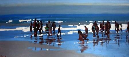 John Morris Artistas Mar