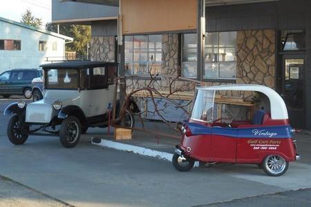"""A """"Wildman"""" le encantaría construir el mayor museo de vehículos eléctricos"""