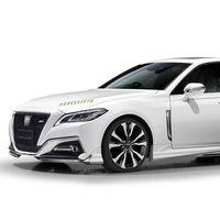 El nuevo Toyota Crown será aún más atractivo gracias a Modellista