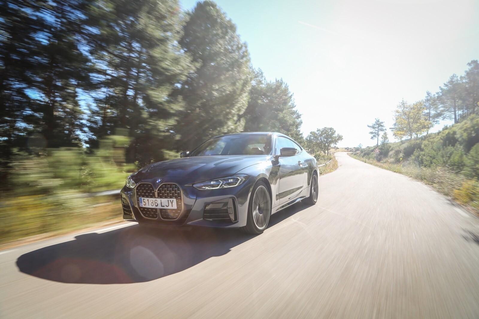 Foto de BMW Serie 4 Coupé (presentación) (56/85)